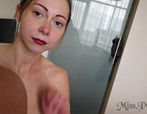 081920_blake_pretty_red_lipstick_pov_pussy_licking_miss_pussycat