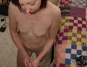 090421_beautiful_blake_in_overalls_pov_lesbian_strapon_fun_miss_pussycat